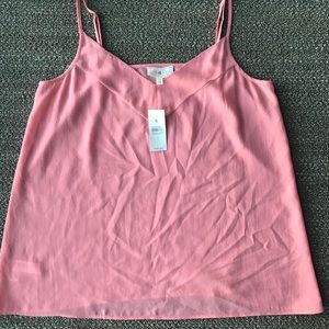 NWT Lou & Gray pink camisole